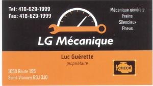LG Mécanique
