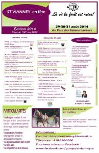 Saint-Vianney en fête 2014