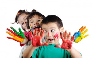 enfant_peinture